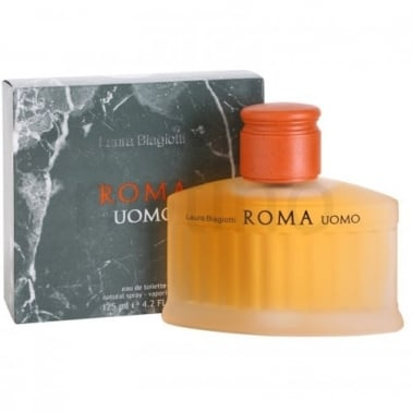 Laura Biagiotti Roma Uomo - 75ml Eau De Toilette Spray.
