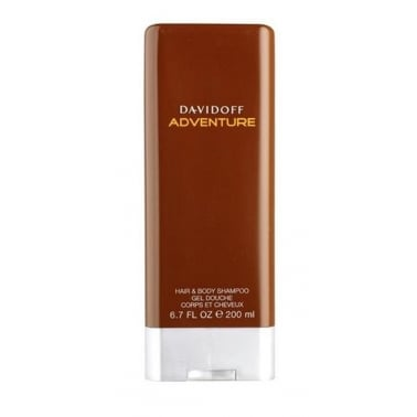 Davidoff Adventure - 200ml Shampoo, Damaged Box.