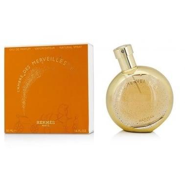 Hermes L'Ambre Des Merveilles - 50ml Eau De Parfum Spray, Damaged Box.