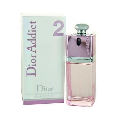 Christian Dior Addict 2 - 50ml Eau De Toilette Spray