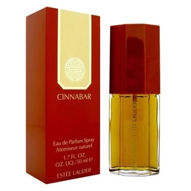 Estee Lauder Cinnabar - 50ml Eau De Parfum Spray, Old Packaging.
