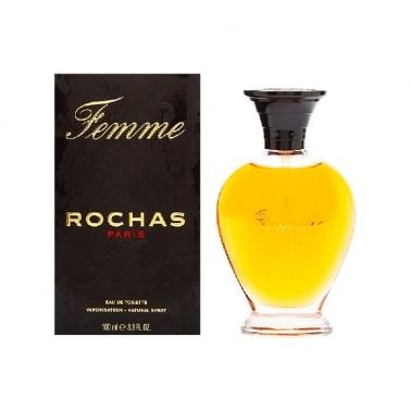 Rochas Femme - 100ml Eau De Toilette Spray