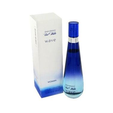 Davidoff Cool Water Wave - 100ml Eau De Toilette Spray