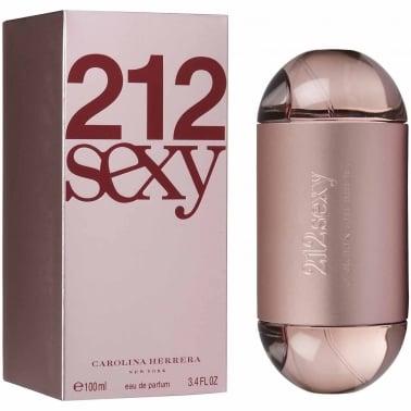 Carolina Herrera 212 Sexy For Women - 100ml Eau De Parfum Spray