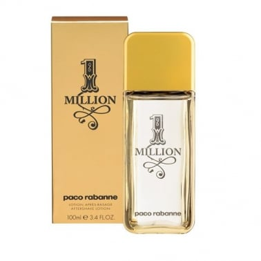 Paco Rabanne One Million - 100ml Aftershave Lotion