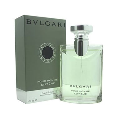Bvlgari Homme Extreme - 100ml Eau De Toilette Spray