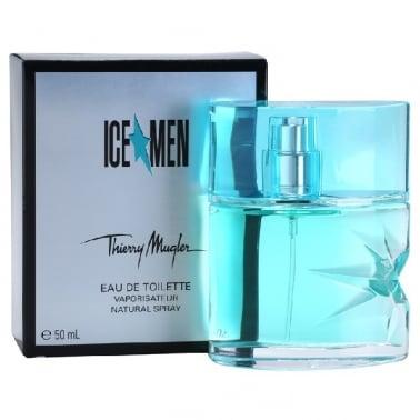 Thierry Mugler Ice Man - 50ml Eau De Toilette Spray