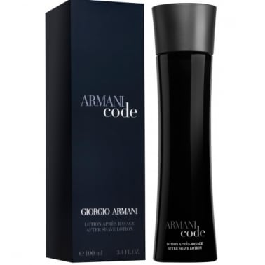 Giorgio Armani Code For Men - 100ml Aftershave Lorion