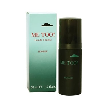 Milton Lloyd Smell A Like Me Too For Men - 50ml Eau De Toilette Spray