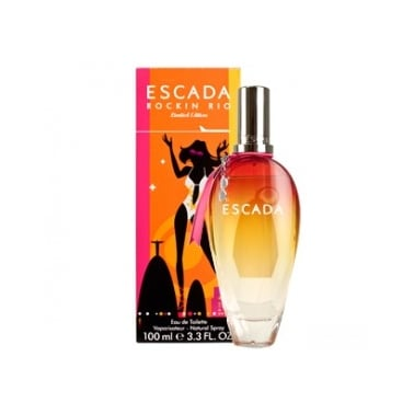 Escada Rockin Rio - 50ml Eau De Toilette Spray. Limited Edition.