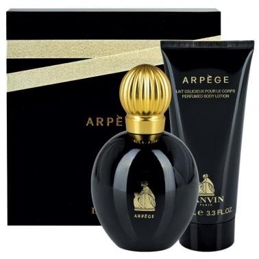 Lanvin Arpege Pour Femme - 50ml Gift Set, DAMAGED BOX.