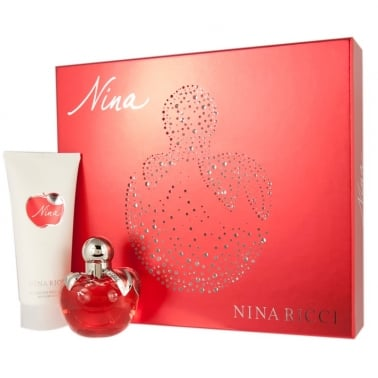 Nina Ricci Nina! - 50ml Gift Set and 100ml Body Lotion.