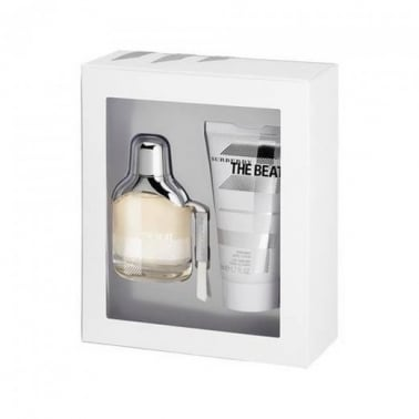 Burberry The Beat - 50ml Perfume Gift Set With 100ml Body Lotion.