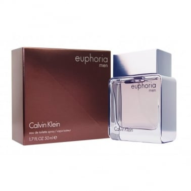 Calvin Klein Euphoria For Men - 50ml Eau De Toilette Spray