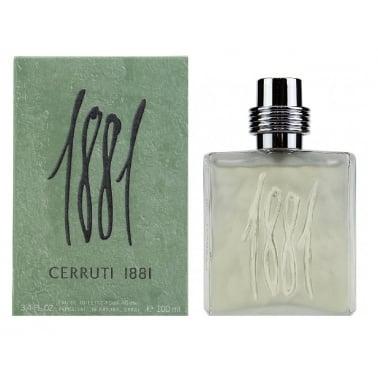 Cerruti 1881 Pour Homme - 100ml Eau De Toilette Spray.