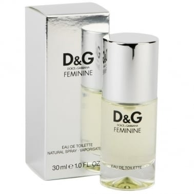 Dolce & Gabbana Feminine - 30ml Eau De Toilette Spray