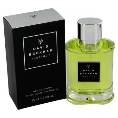 Beckham Instinct - 75ml Eau De Toilette Spray