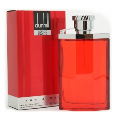 Dunhill Desire Red - 100ml Eau De Toilette Spray