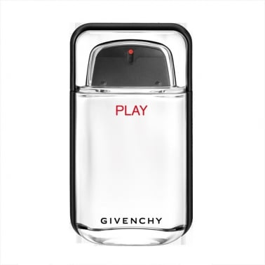 Givenchy Play for Men - 50ml Eau De Toilette Spray With Free 75ml Shower Gel.