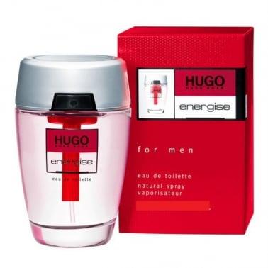 Hugo Boss Energise - 75ml Eau De Toilette Spray