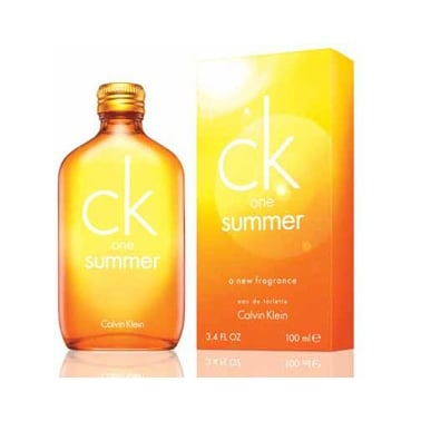 Calvin Klein CK One Summer 2010 - 100ml Eau De Toilette Spray