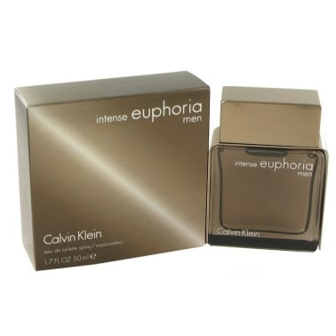 Calvin Klein Euphoria Men Intense - 50ml Eau De Toilette Spray