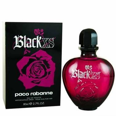 Paco Rabanne Black XS - 80ml Eau De Toilette Spray