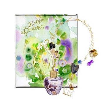 Lolita Lempicka For Women - 50ml Gift Set With Necklace.
