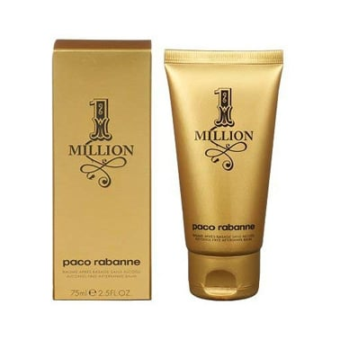 Paco Rabanne One Million - 75ml Aftershave Balm.