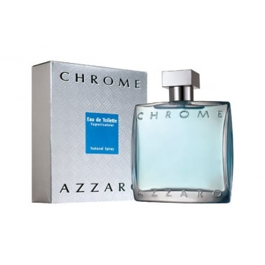 Azzaro Chrome - 100ml Eau De Toilette Spray