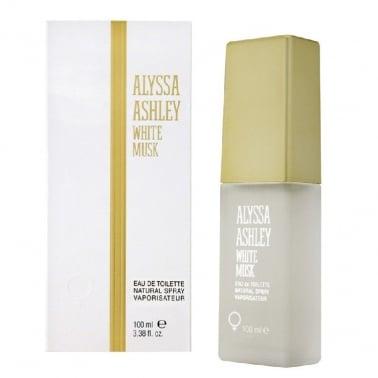 Alyssa Ashley White Musk - 50ml Eau De Toilette Spray
