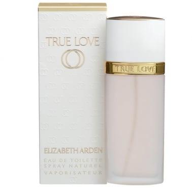 Elizabeth Arden True Love - 100ml Eau De Toilette Spray