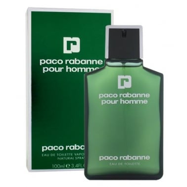 Paco Rabanne Pour Homme - 100ml Aftershave
