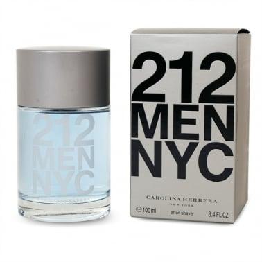 Carolina Herrera 212 Nyc For Men - 100ml Aftershave