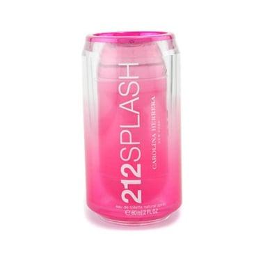 Carolina Herrera 212 Splash - 60ml Eau De Toilette Spray
