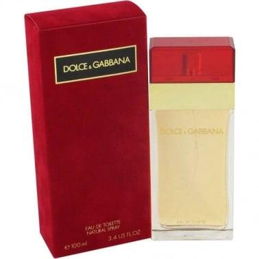 Dolce & Gabbana Pour Femme Red - 50ml Eau De Toilette Spray