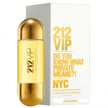 Carolina Herrera 212 VIP For Women - 50ml Eau De Parfum Spray
