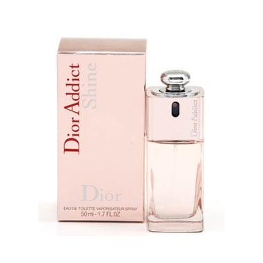 Christian Dior Addict Shine - 50ml Eau De Toilette Spray