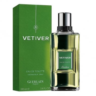 Guerlain Vetiver - 100ml Eau De Toilette Spray