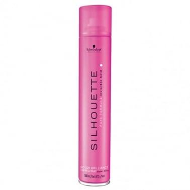 Schwarzkopf Silhoutte Color Brilliance Hairspray Super Hold 750ml