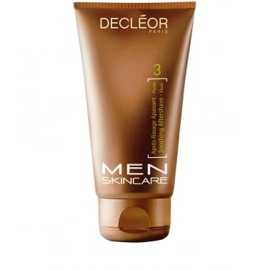 Decleor Men Skincare Soothing Aftershave Fluid 75ml.