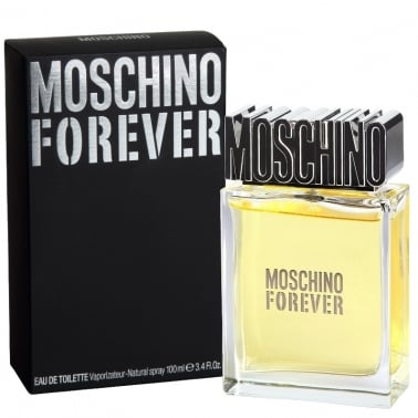 Moschino Forever For Men - 100ml Eau De Toilette Spray.