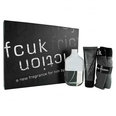 FCUK French Connection Friction - 100ml Gift Set