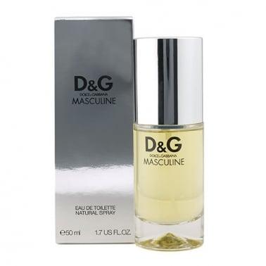 Dolce & Gabanna Masculine - 100ml Eau De Toilette Spray, NO BOX