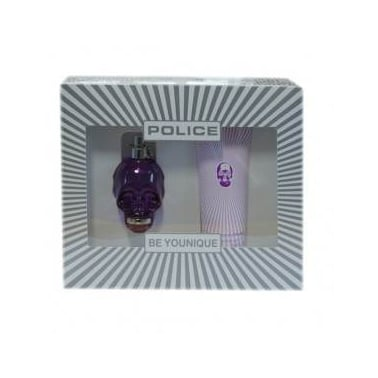 Police To Be (or not to be) For Woman Gift Set 40ml Eau De Parfum Spray.