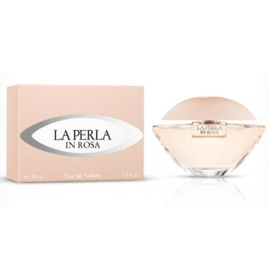 La Perla In Rosa - 50ml Eau De Toilette Spray.