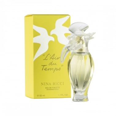 Nina Ricci Lair Du Temps - 100ml Eau De Toilette Spray
