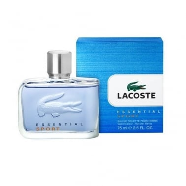 Lacoste Essential Sport - 75ml Eau De Toilette Spray.