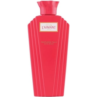 Coty Laimant Perfumed Talc With Silk 100g
