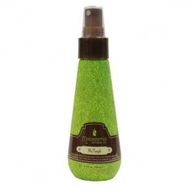 Macadamia No Tangle Pre Styler Spray For All Hair Types - 100ml